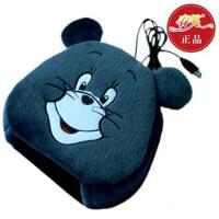 USB暖手鼠标垫/USB鼠标垫-灰鼠