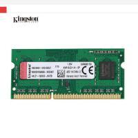 金士顿(Kingston)DDR3 1600   4G   4GB 笔记本内存 1.35V低电压产品,可降低发热,增强寿命和稳定性