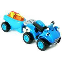 Bob巴布工程师 玩具车卡通模型 儿童玩具 小冲锋LC65105 生日节日礼物礼品