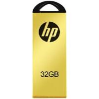 惠普(hp)黄金纪念版U盘 V225W 32G 闪存盘 全金属优盘