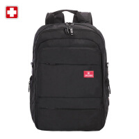 SWISSWIN瑞士军刀包专柜正品双肩包韩版商务电脑背包书包