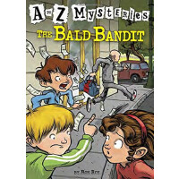 字母之谜2:光头大盗 The Bald Bandit (A to Z Mysteries)