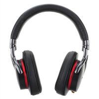 索尼(SONY)MDR-1A 高解析度 立体声耳机(黑色/银色)