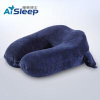 AiSleep/睡眠博士U型枕头护颈枕 午睡枕汽车旅行枕 护脖子u型枕