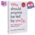你凭什么领导别人 英文原版 Why Should Anyone Be Led by You?