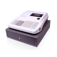 新品 中崎 ECR880 电子收款机 ECR-880 收款机 POS机 收银机