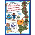 Richard Scarry's Welcome to Busytown! Sticker Book 斯凯瑞童书:忙忙碌碌镇贴纸书 ISBN9781742482545