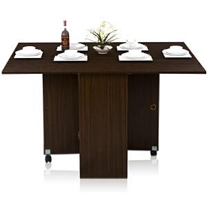 [当当自营]慧乐家 泊雅特可折叠多功能桌11068
