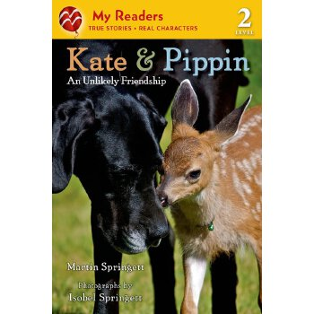 My Readers Level 2: Kate & Pippin : An Unlikely Friendship    ISBN:9781250055699