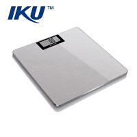 IKU 经典精准人体体重秤 电子称 家用智能电子秤 电池人体称重器 EB811