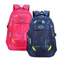 学生书包男3-6年级护脊初中书包女童韩版双肩包