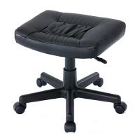 【品牌直供】日本SANWA 100-SNC035BK多用式脚榻 白色 脚凳 化妆凳 储物凳
