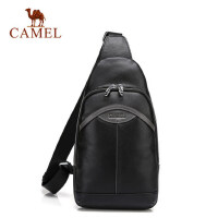 Camel/骆驼男包夏男士胸包 单肩斜挎包时尚休闲男包