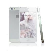 ikodoo爱酷多 iphone5 磨砂手机壳 材质可弯折手机套 保护套 皮套