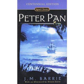 Peter Pan(Signet Classics)彼得・潘