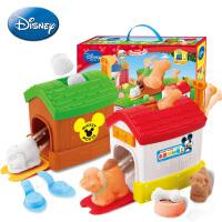 【当当自营】迪士尼玩具 3D打印泥 动物世界套装 打印泥橡皮泥手工彩泥升级版DS-1323