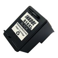 INKOOL适用惠普墨盒818 大容量F2418墨盒 F2488 F4238 F4288 4488 D1668墨盒 2568墨盒 D2668墨盒 D5568墨盒 HP818XL黑色