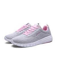 当当【货到付款】领舞者女鞋跑鞋 男士跑步鞋 新款透气网布鞋减震情侣跑步运动鞋