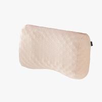 当当优品 进口天然乳胶枕芯 女士平面按摩枕头 58*35*11cm 珍珠粉