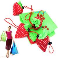 卡秀 10只装草莓购物袋 草莓袋 环保袋 190T加密厚 Q06 多色发货随机