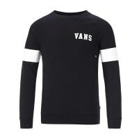 Vans范斯 男子运动休闲圆领套头卫衣  VN0A32PMBLK VN0A32PMLKZ  现