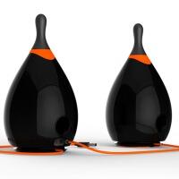 JBL Bowling 音乐保龄 桌面电脑蓝牙小音箱 USB供电 低音炮 2.0迷你音响