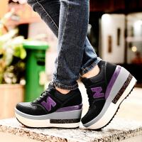 领舞者时尚运动潮流运动增高女休闲鞋