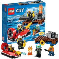 [当当自营]LEGO 乐高 城市系列 消防入门套装 积木拼插儿童益智玩具 60106