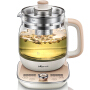 【618年中狂欢 领券下单立减20元】小熊(Bear)养生壶 全自动煮花茶壶加厚玻璃烧水壶煎药壶 YSH-A15W6