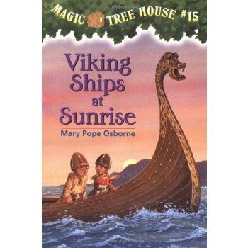 Magic Tree House #15:Viking 神奇树屋15:维京海盗