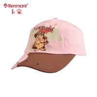 kenmont卡蒙 帽子 女 儿童帽 棒球帽 男童 女童 帽子0336