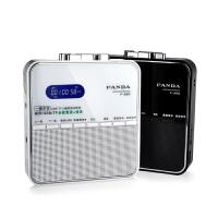 熊猫F-390 转录USB/TF 插卡 磁带复读机 MP3播放器 收音机 英语复读机
