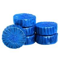 文博 蓝泡泡 洁厕剂 洁厕宝 马桶清洁剂 4个纸卡装 5卡20只