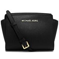 迈克.高仕(MichaelKors/MK)女包横款拉链MINI笑脸包斜挎单肩包