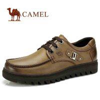 CAMEL骆驼 男鞋 新品时尚潮流 系带日常休闲鞋2005602