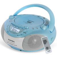 熊猫 CD-850 复读磁带录音CD VCD DVD U盘SD卡收音播放机 磁带录放机 收录机 录音机 胎教机