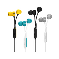 AKG/爱科技 Y20U 入耳式耳机 耳塞式 带麦克风多彩音乐手机线控HIFI耳机 电脑通用耳麦耳塞