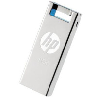 HP/惠普v295w 8G 优盘8g创意迷你可爱金属u盘防水正品车载U盘8G