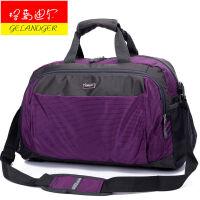 格蓝迪尔GELANDIER 旅行包男女单肩手提 短途休闲户外旅行袋旅游大容量行李包无拉杆