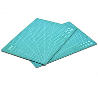 九洋 模型制作 双面切割垫板 雕刻板 模型制作辅助工具 垫板 1个 -nine sea 九洋 A4或A3双面切割垫板