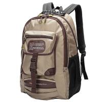 卡拉羊双肩包背包运动男款韩户外旅行包登山包双肩包背包 L5006