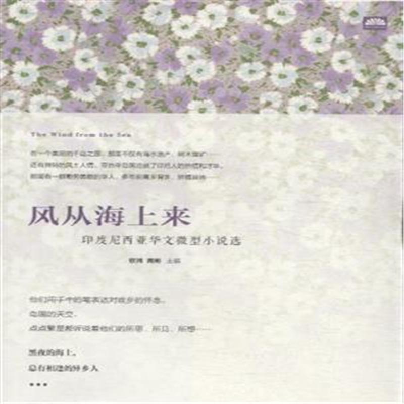 《风从海上来-印度尼西亚华文微型小说选》钦