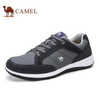 camel骆驼男鞋 新品 轻便舒适运动休闲鞋 时尚休闲运动鞋男