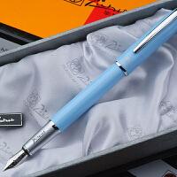毕加索PS-916淡蓝色铱金笔钢笔当当自营