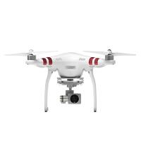 DJI大疆精灵3 Phantom 3 Standard 航拍无人机直升机遥控飞机四轴飞行器高清2.7k标准版 新手入门推荐