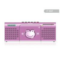 熊猫 F-237 复读机 磁带复读机  录音机 收音机 学习复读机磁带录音机英语学习收录机