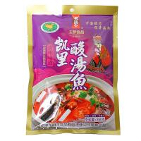 玉梦食品贵州酸汤 酸汤鱼 凯里酸汤 火锅底料 香锅料袋装250g