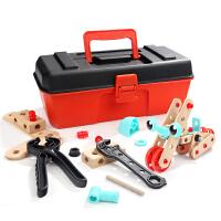 特宝儿 宝宝113粒儿童森林 积木 情景探险拼插拼图 玩具 1-2-3岁男孩女孩礼物 儿童玩具