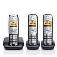 Gigaset 集怡嘉 原Siemens【西门子】 C510 套机 德国制造 无绳电话机 1拖2  1拖3