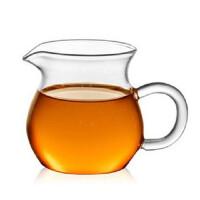 楼龙 手工耐热玻璃公道杯 功夫茶茶具分茶器 250ml CF-12